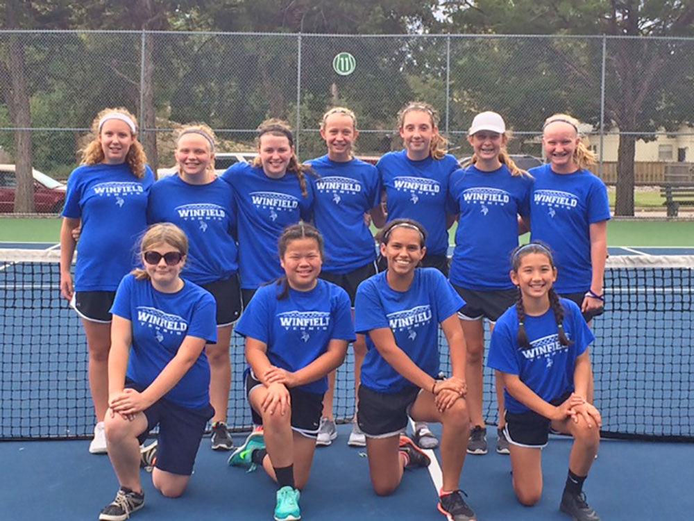 WMS wins Pioneer League title