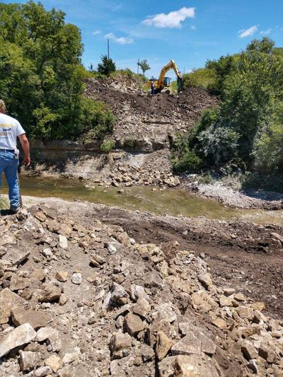 KDOT closes Cowley County road for bridge replacement