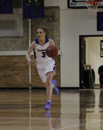 Lady Builders pull away at Saint Mary