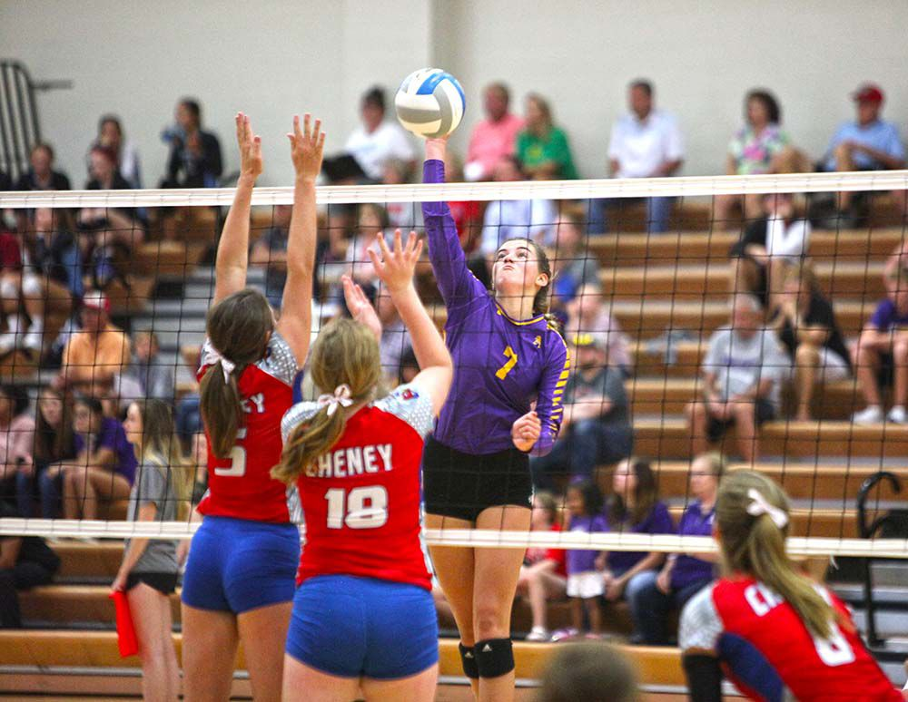 Volleyball Roundup: Ark City, Winfield open with losses