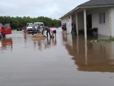 Animals safe after flooding at Cowley County Humane Society