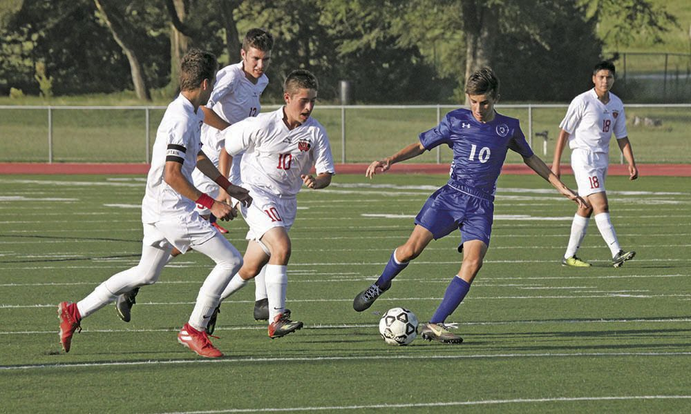 Three post-halftime goals propel Vikes