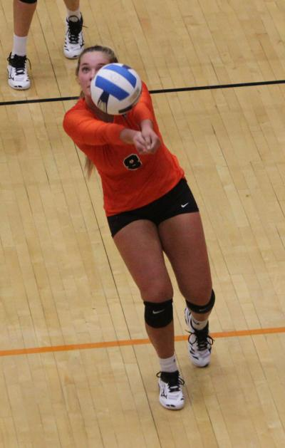Foster named AVCA All-American