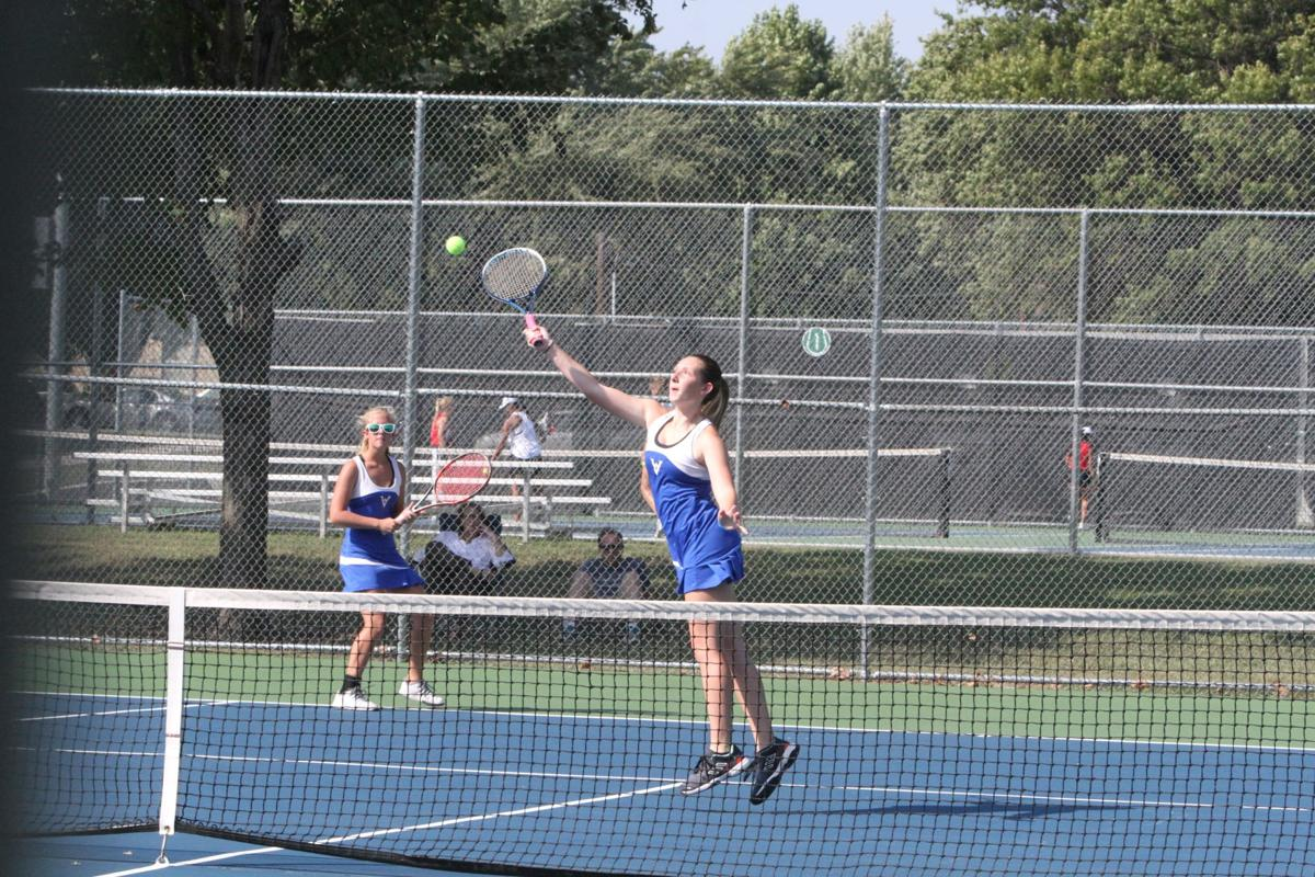 All-ACHS doubles final at Winfield