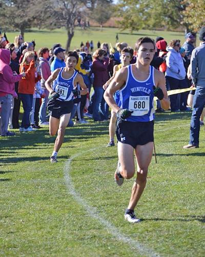WHS duo earns All-State
