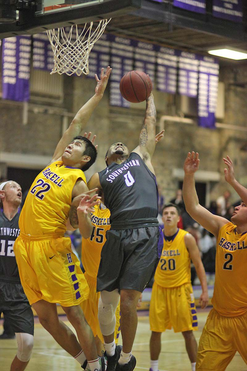 No. 13 Builders hit 100 again to beat Haskell