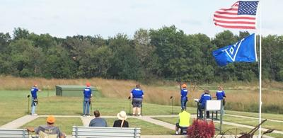 Winfield Vikings open fall trap season in second place in league standings