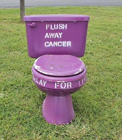 American Cancer Society to 'Paint the Town Purple' in Celebration of