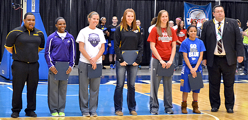 KCAC Women's Basketball All-KCAC First Team