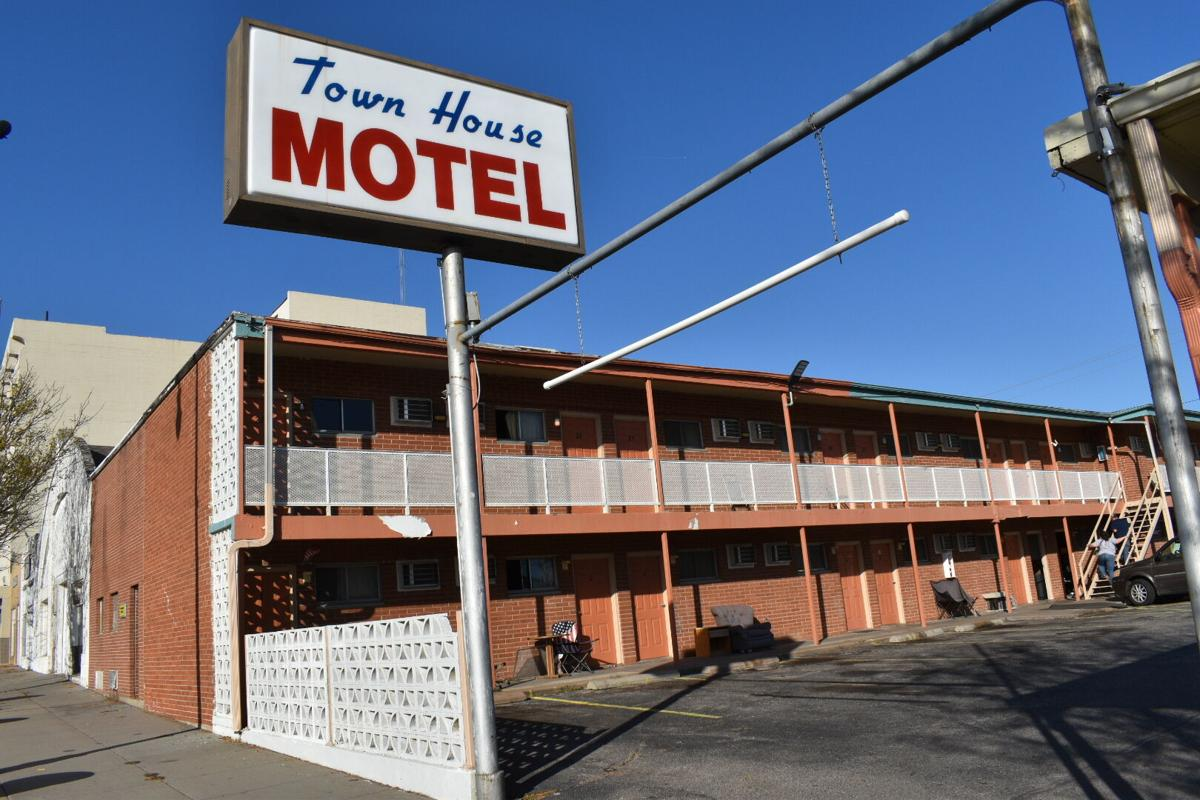 Motel residents face uncertain future