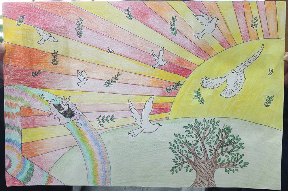 Lions Club names poster contest winners