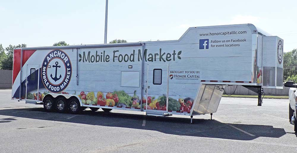 Mobile food market launch is Saturday