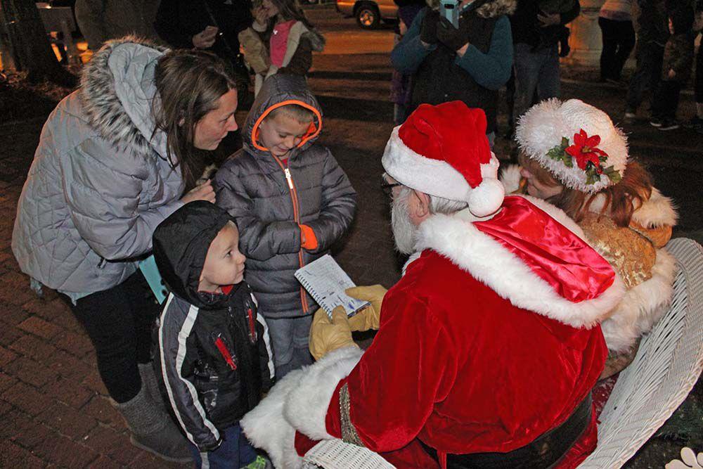 Christmastime in Ark City