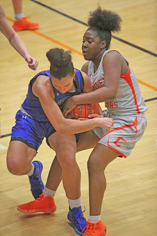 Lady Tigers lose first