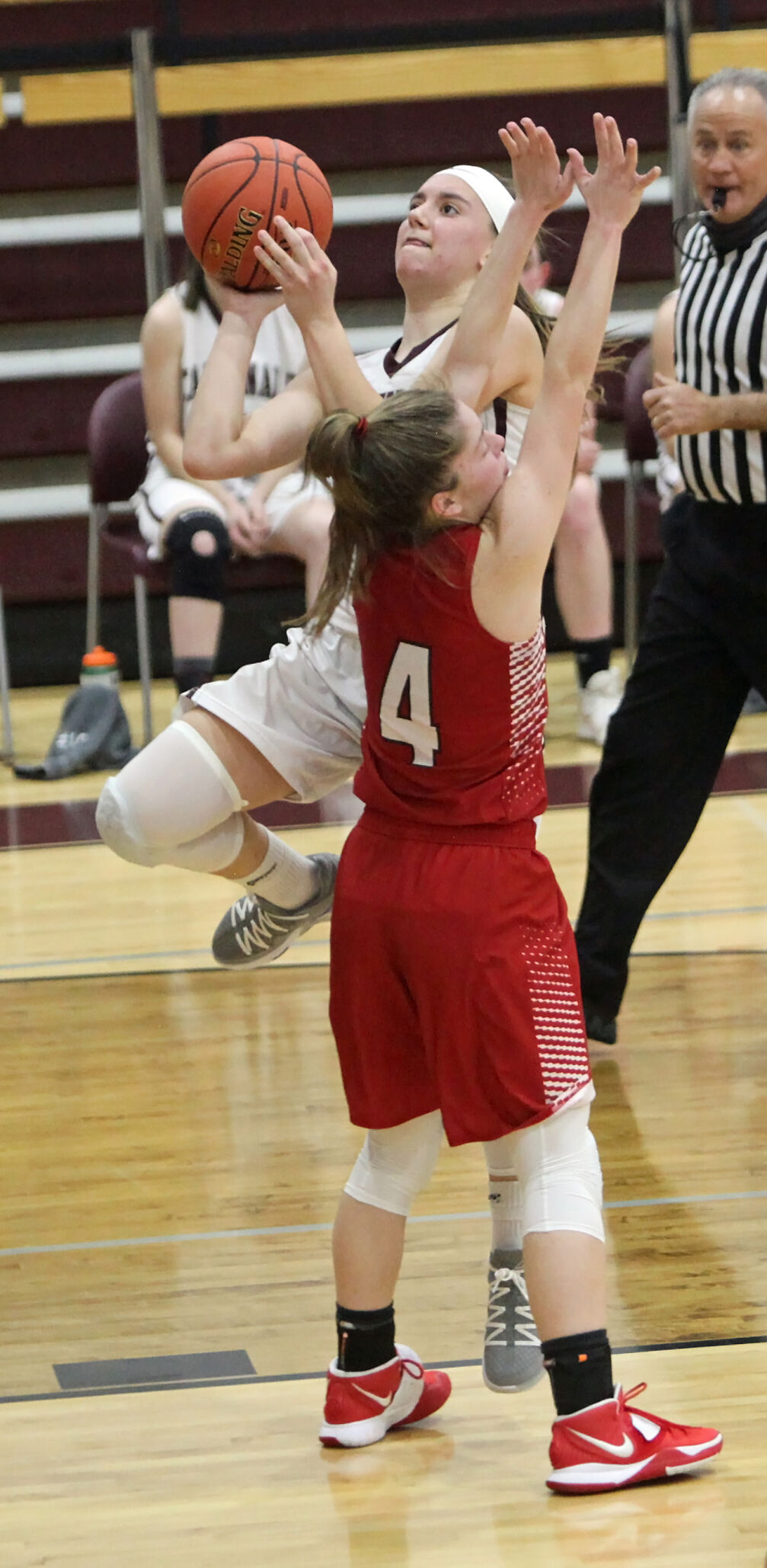 Third-seeded Lady Raiders defeat No. 4-seeded Sedan