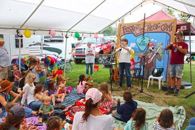 Festival's kids music camp can make future stars