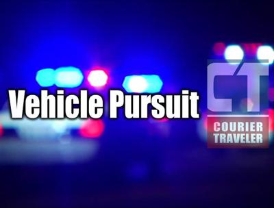 Man arrested after Winfield police chase stolen vehicle