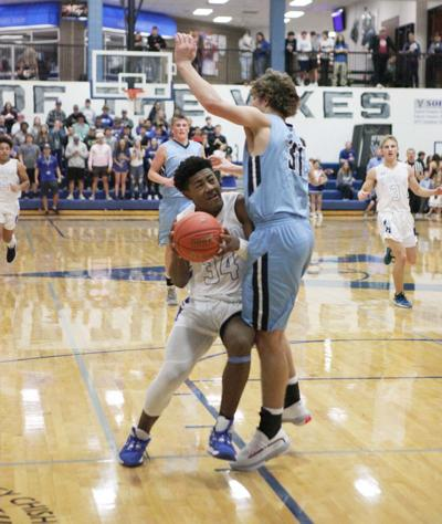 Vikings swept by Clearwater to put a slight damper on Homecoming
