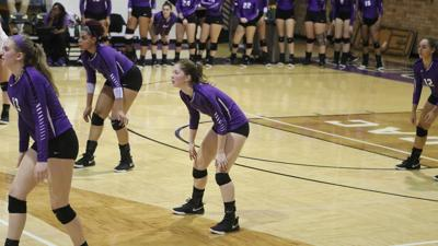 Southwestern volleyball ranked no. 5