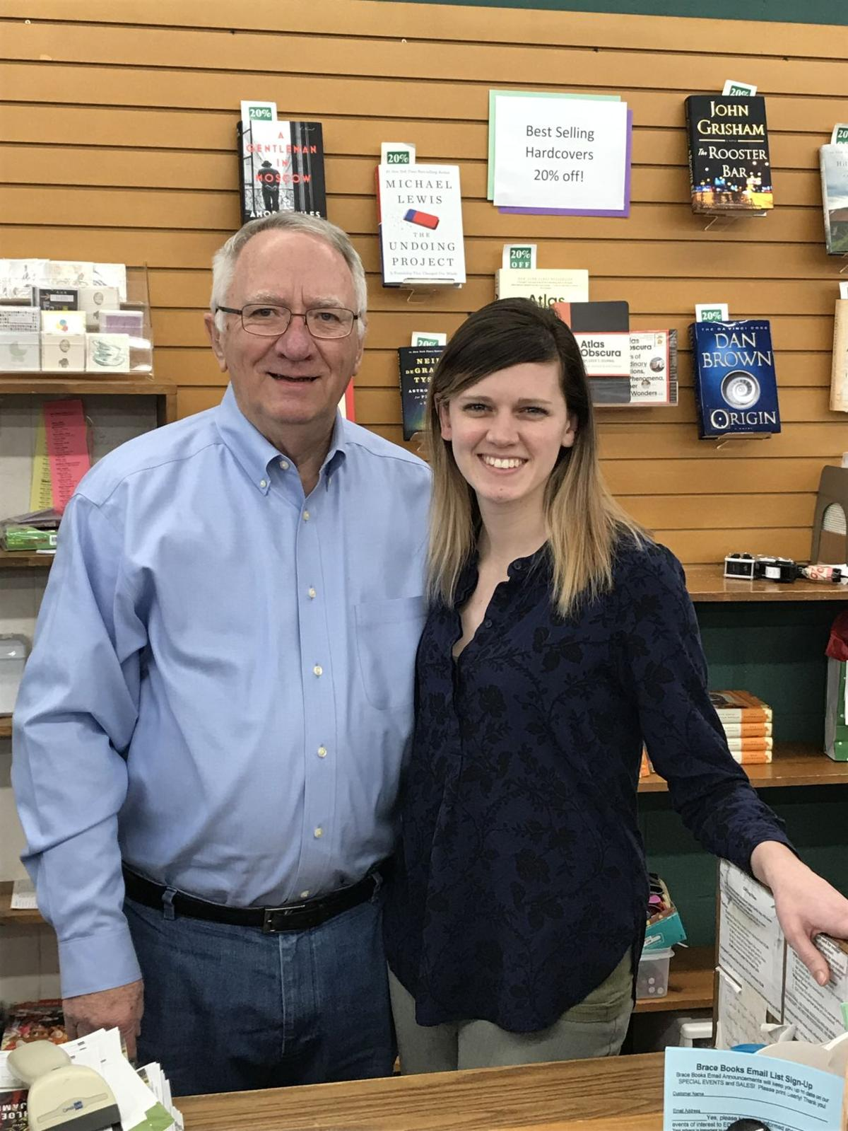 New owner to keep regional book store going
