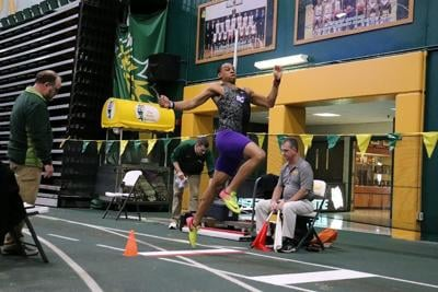White punches ticket to Nationals in high jump