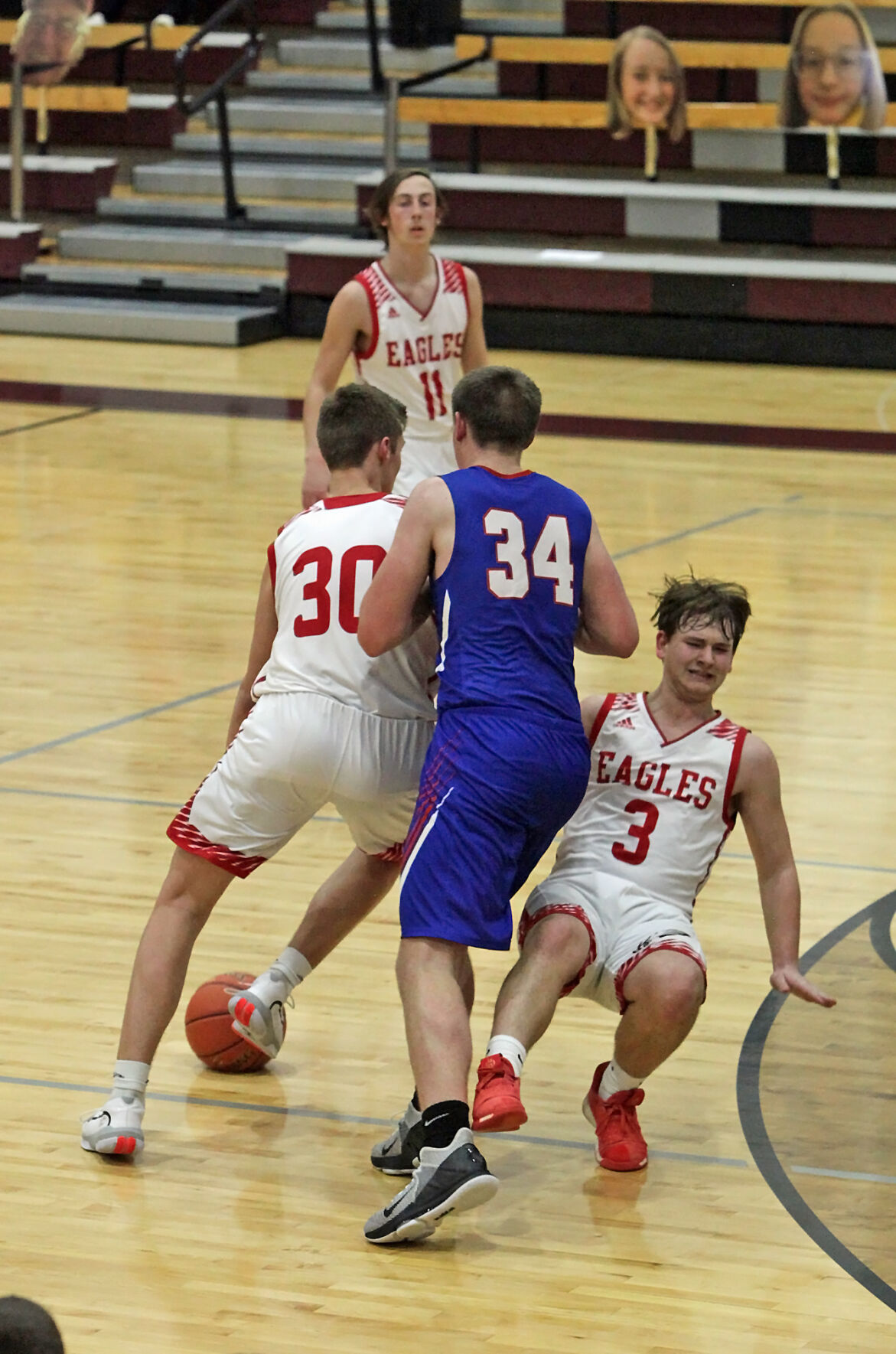 Sedan, West Elk advance