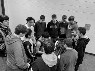 Ark City middle and high school boys to perform