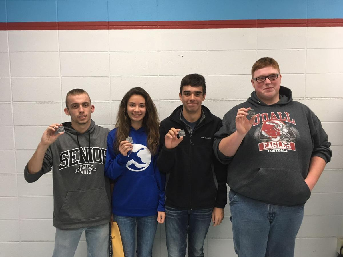 Udall High School Scholars Bowl goes undefeated
