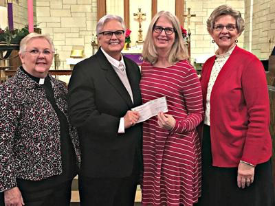 Local receives P.E.O. grant