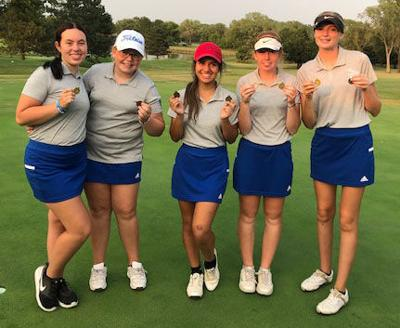Lady Vikings win second straight title