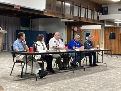 Winfield commission candidates questioned