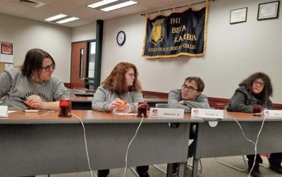 Cowley A Team wins home quiz bowl competition