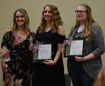 Cowley County 4-Hers earn state award
