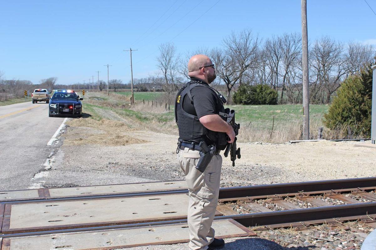 Manhunt continues