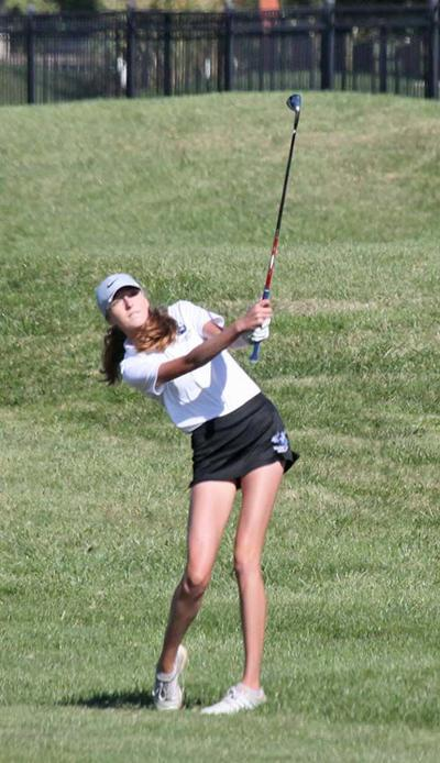 Winfield junior Elly Bertholf named to the first team; two Lady Vikings earn mention