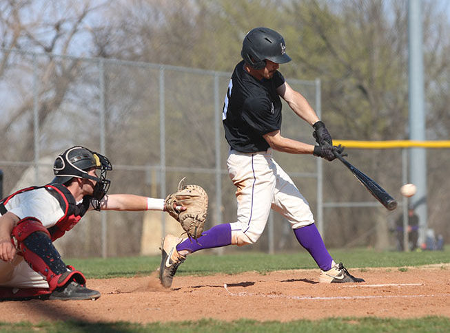 Moundbuilders use home run barrage to defeat arch rival Friends in single game