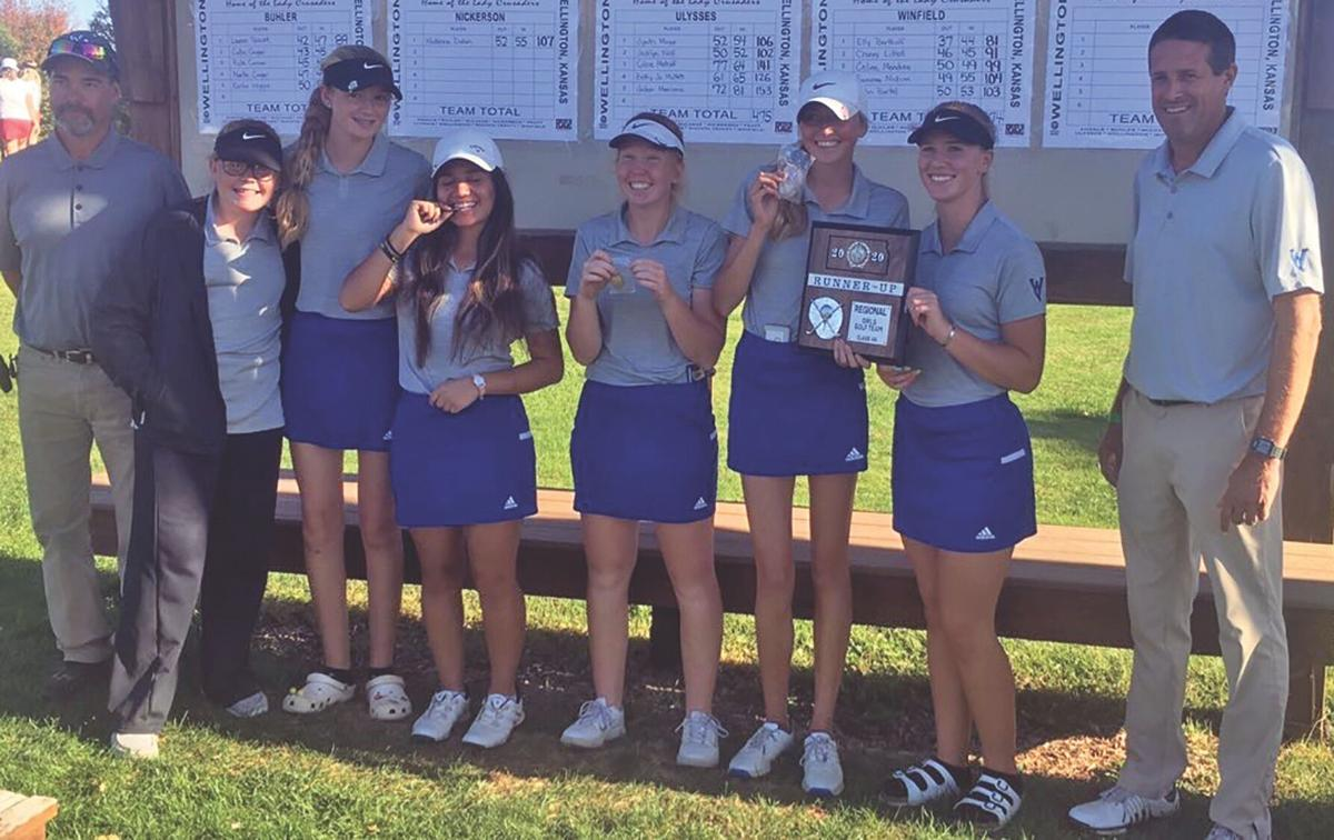 Bertholf wins second straight 4A Regional title;  Lady Vikings 2nd