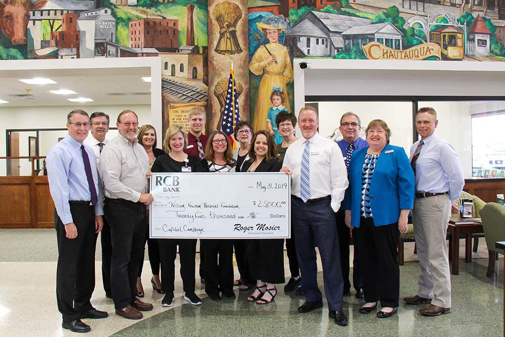 Corporate giving, collaboration key to hospital campaign