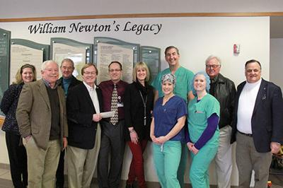 Snyder Medical Foundation donates to WNH