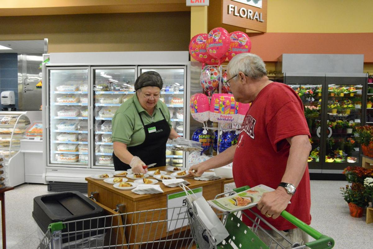 Dozens line up early for Publix grand opening | News