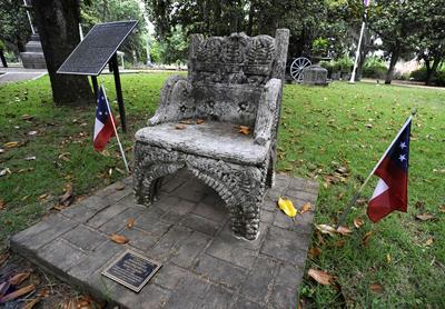 Confederate Chair Mystery