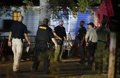 Officer dies, suspect arrested in Tuscaloosa shooting