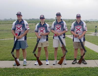 Cullman County 4H Shotgun Team