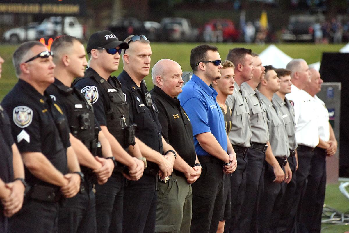 Local Rapid Responders Honored