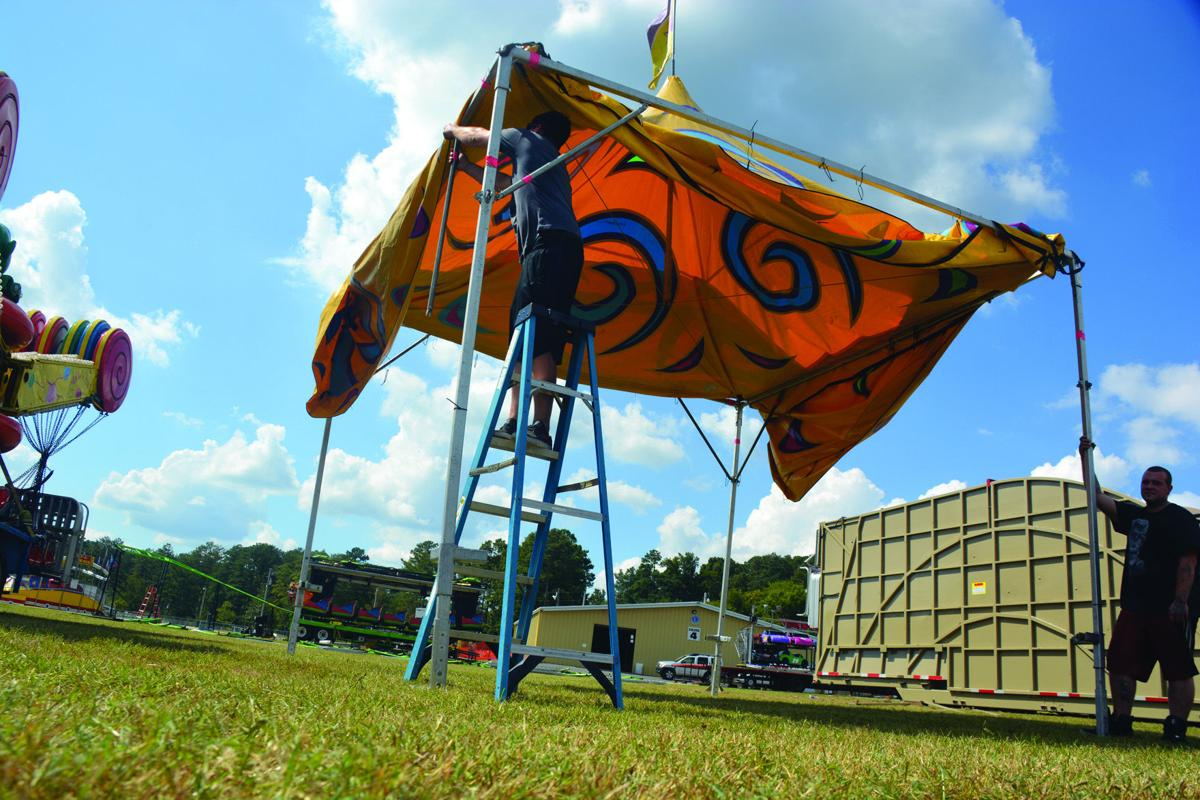 No state inspections for carnival rides in Alabama | State ...  |Alabama Fair Rides