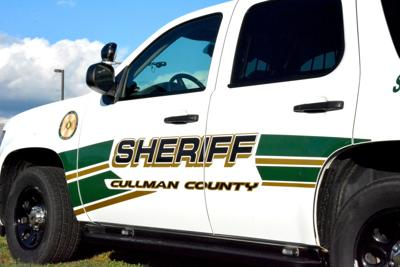 Cullman County Sheriff's Office Vehicle