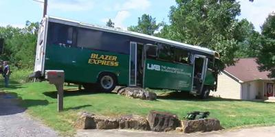 UPDATE) 25 injured in bus accident in Winston County | News