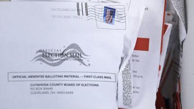Election 2020 Voting Ballot Postage