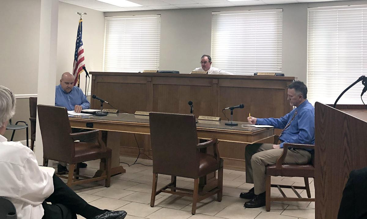 Cullman County Commissioners