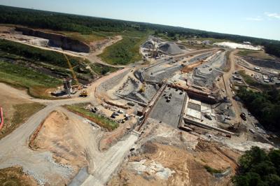 Duck River Dam project
